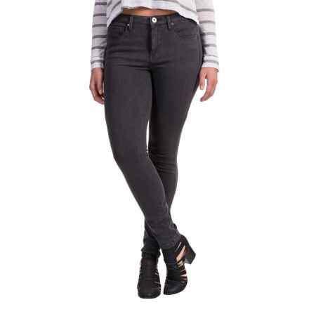 Selene Skinny Jeans (For Women) in Grey - 2nds