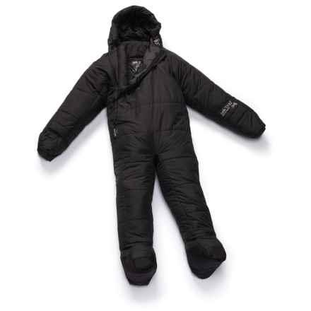Selk'bag 40°F Lite 5G Wearable Sleeping Bag in Grey - Closeouts