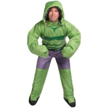 selk'bag 45°F Marvel Superhero Wearable Sleeping Bag in Incredible Hulk - Closeouts