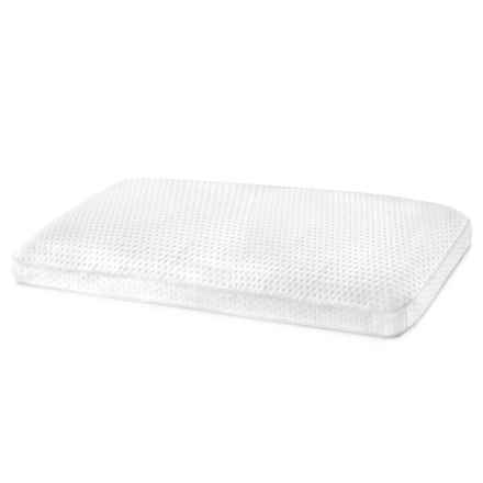 SensorPEDIC Luxury Extraordinaire Memory-Foam Pillow - King in White - Overstock