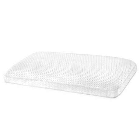 SensorPEDIC Luxury Extraordinaire Memory-Foam Pillow - King in White