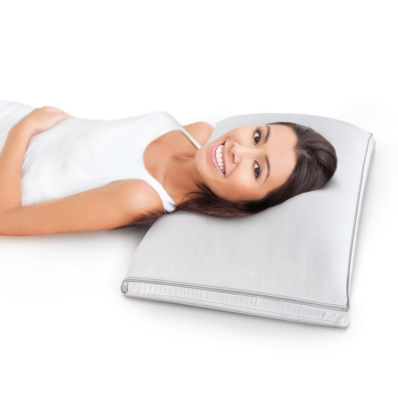 Sensorpedic Memory Foam Side Sleeper Pillow Standard