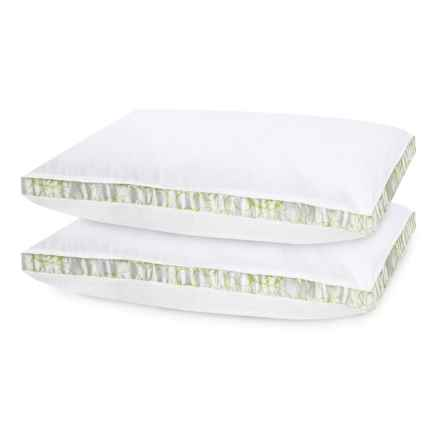 SensorPedic SensorLOFT Density Fiber Pillow - 2-Pack in White - Closeouts