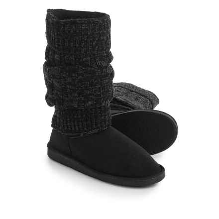 Serene Island Eamonn Tall Boots (For Women) in Black - Closeouts