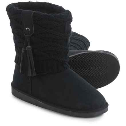 Serene Island Tassy Boots (For Women) in Black - Closeouts