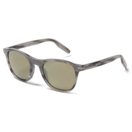 Serengeti Andrea Sunglasses - Polarized, Photochromic Glass Lenses in Feather Grey/555Nm - Closeouts