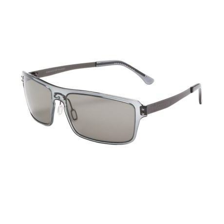 Serengeti Duccio Sunglasses Polarized, Polar PhD, Photochromic Lenses