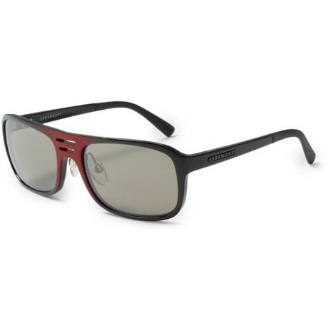 Serengeti Lorenzo Sunglasses - Photochromic Glass Lenses