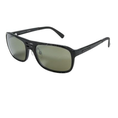 Serengeti Lorenzo Sunglasses - Polarized Glass Lenses
