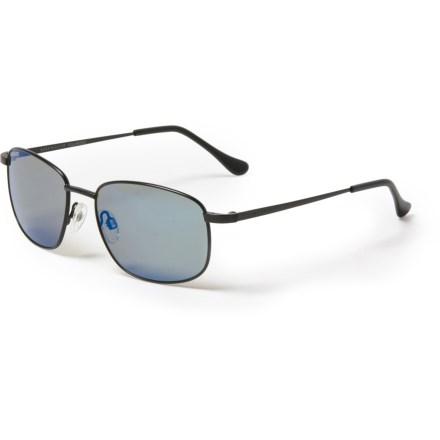 ead200d5cead9 Serengeti Monreale 555nm Mirror 6 Base Sunglasses - Polarized