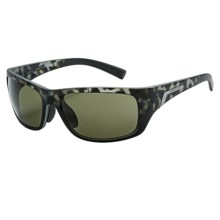 Serengeti Orvieto Sunglasses - Polarized, Photochromic in Black Tortoise/555Nm - Closeouts