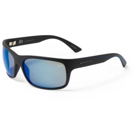aa68636fad Serengeti Pistoia 555 Sunglasses (For Men) - Save 50%