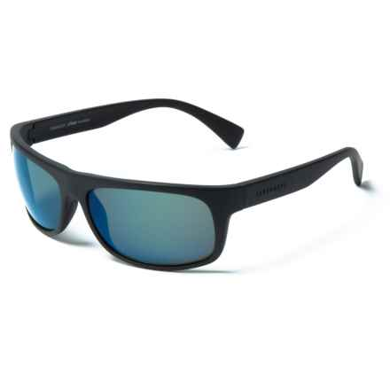 Serengeti Sport Misano Sunglasses - Polarized, Photochromic in Satin Black - Overstock
