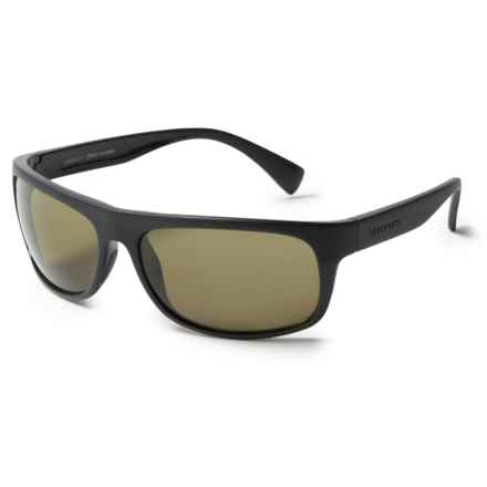 Serengeti Sport Misano Sunglasses - Polarized, Photochromic in Shiny Black - Overstock