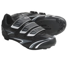 Serfas Interval Road Cycling Shoes (For Men) in Black - Closeouts