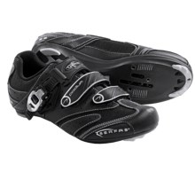 Serfas Podium Cycling Shoes - SPD, 3-Hole (For Men) in Black - Closeouts