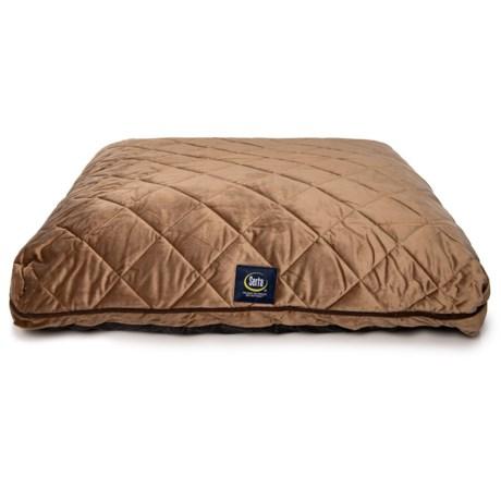 Serta Kensington Blended Memory Foam Sleeper Sofa Dog Bed