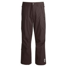 Sessions Achilles Snow Pants (For Men) in Brown - Closeouts