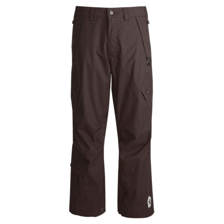 Sessions Achilles Snow Pants (For Men) in Brown