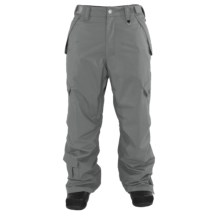 Sessions Achilles Snow Pants (For Men) in Grey - Closeouts
