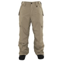 Sessions Achilles Snow Pants (For Men) in Khaki - Closeouts
