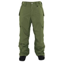 Sessions Achilles Snow Pants (For Men) in Olive - Closeouts