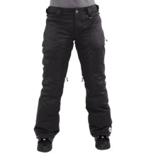 Sessions Atmosphere Snow Pants - Insulated (For Women) in Black - Closeouts
