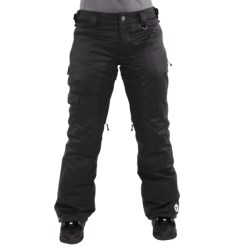 Sessions Atmosphere Snow Pants - Insulated (For Women) in Black
