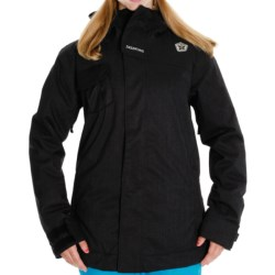 Sessions Bliss Jacket - Insulated (For Women) in Black