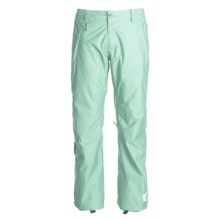 Sessions Brawl Snow Pants (For Men) in Light Blue - Closeouts