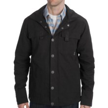 Sessions Carriage Street Jacket - Insulated (For Men) in Black - Closeouts