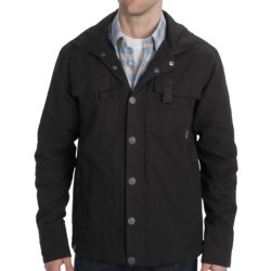 Sessions Carriage Street Jacket - Insulated (For Men) in Black