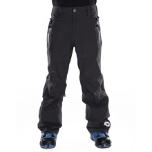 Sessions Clone Snow Pants - Waterproof (For Men) in Black - Closeouts