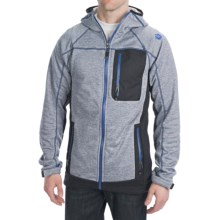 Sessions Glider Jacket - Fleece (For Men) in Grey - Closeouts