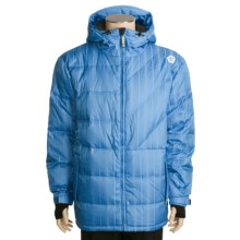 Sessions Greenhouse Down Jacket - 600 Fill Power (For Men) in Royal Blue - Closeouts