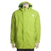 Sessions Krueger Jacket - Insulated (For Men) in Lime - Closeouts