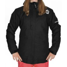Sessions Meadow Jacket - Waterproof, Insulated (For Women) in Black - Closeouts