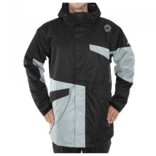 Sessions Platform Jacket - Insulated (For Men) in Black - Closeouts