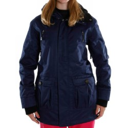 Sessions Ridgeline Jacket - Insulated (For Women) in Red