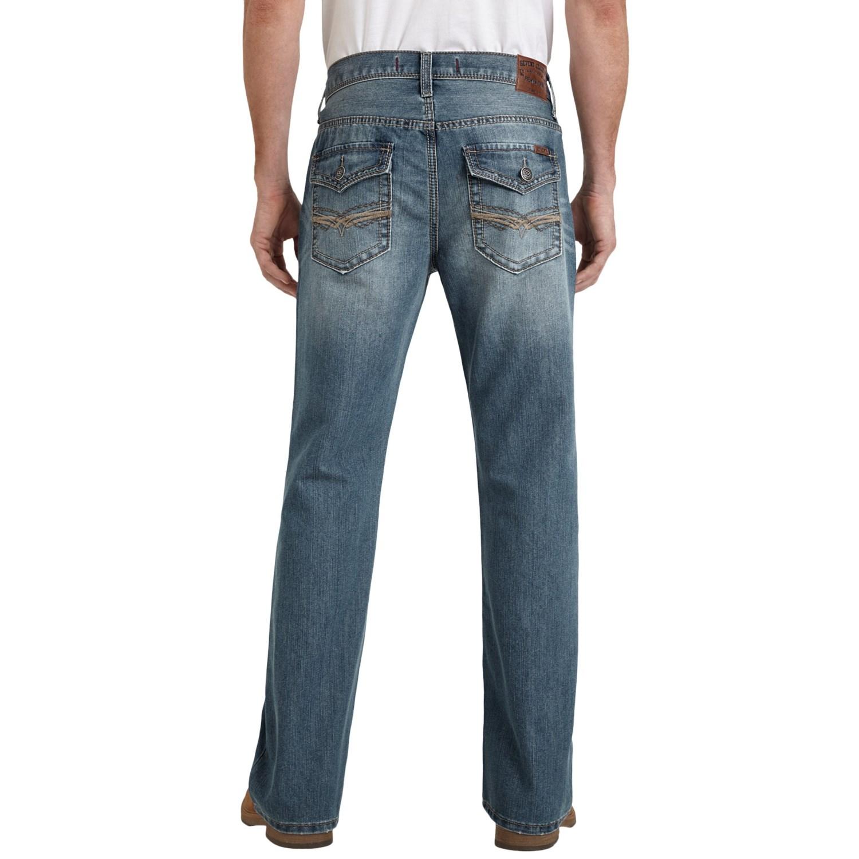 seven7 big stitch jeans for men save 61. Black Bedroom Furniture Sets. Home Design Ideas
