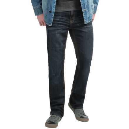 Seven7 Luxury Denim Big Stitch Jeans - Straight Leg (For Men) in Eagan - Closeouts