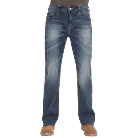 Seven7 Luxury Stretch Jeans - Bootcut, Slim Fit (For Men) in Stow - Closeouts