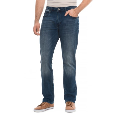 Seven7 The Who Jeans - Slim Fit, Straight Leg (For Men) in Dark Wash