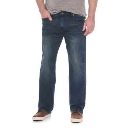 Seven7 Warrior Straight-Leg Jeans (For Men) in Dark Navy - Overstock