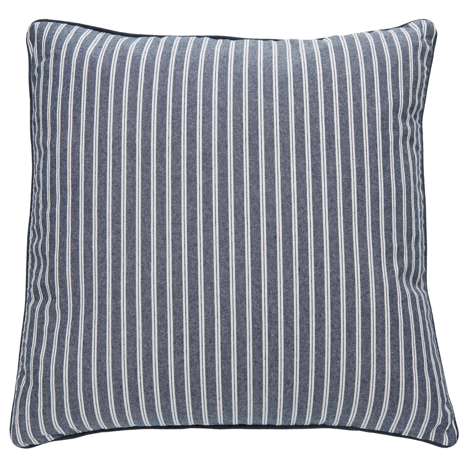 Shabby Chic August Stripe Throw Pillow - 22x22?, Feathers - Save 33%