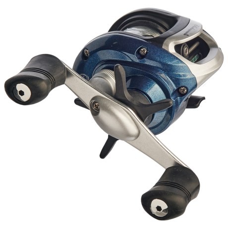 Shakespeare® Alpha Low-Profile Baitcast Reel in See Photo