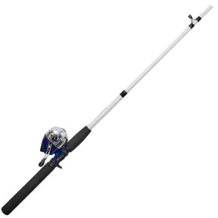 """Shakespeare® Complete Saltwater Spinning Combo Kit - 2-Piece, 6'6"""", Medium-Heavy in See Photo - Closeouts"""