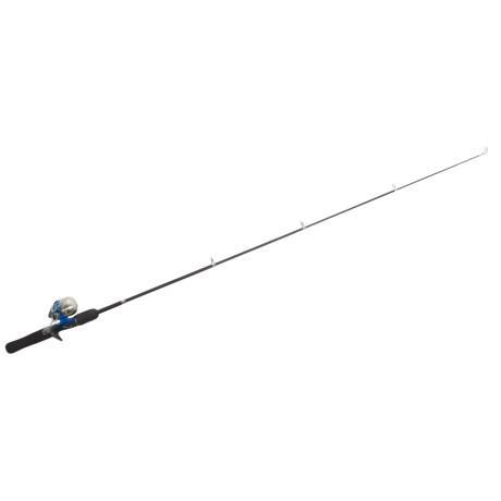 "Shakespeare® Travel Mate Telescoping Spinning Rod Combo Kit - Collapsible, 4'6"", Ultralight in See Photo"
