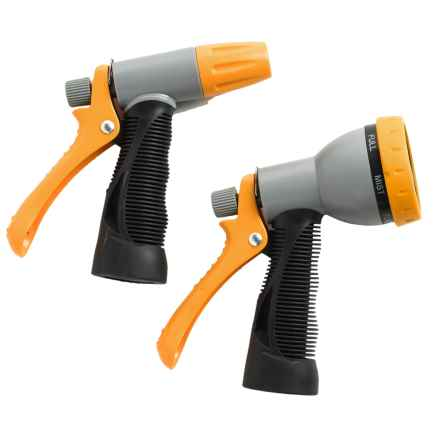 Sharper Image Elements Plastic Spray Nozzle Set - 2-Pack in See Photo - Overstock