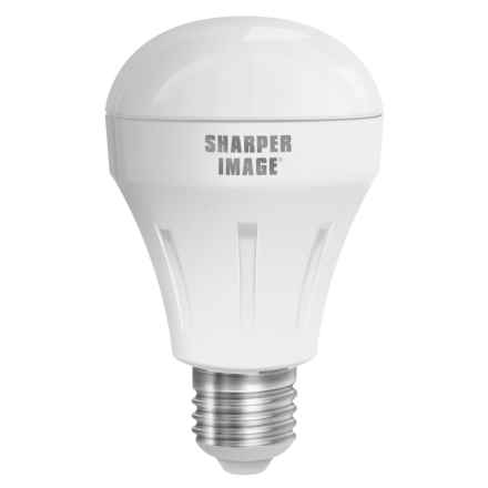 Sharper Image Wi-Fi LED Smart Bulb in See Photo - Closeouts